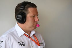 Zak Brown, McLaren Executive Director