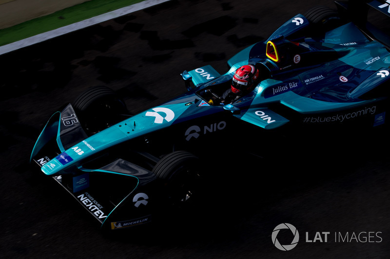 Harry Tincknell, NIO Formula E Team