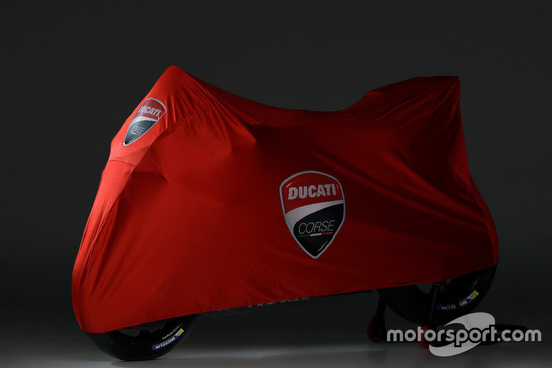 Ducati Desmosedici GP18 cubierta