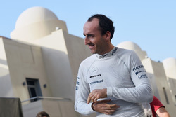 Robert Kubica, Williams