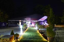 L'hospitalité Ford GT