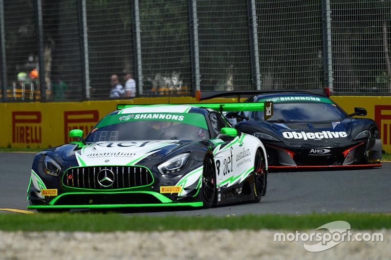 #8 Mercedes AMG GT3: Max Twigg