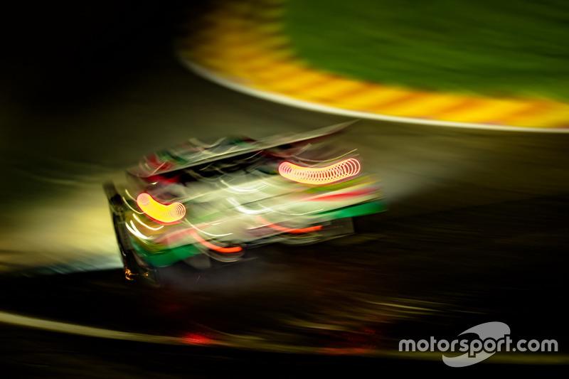 #55 Kaspersky Motorsport Spirit Of Race Ferrari 488 GT3: Giancarlo Fisichella, Marco Cioci, James Calado