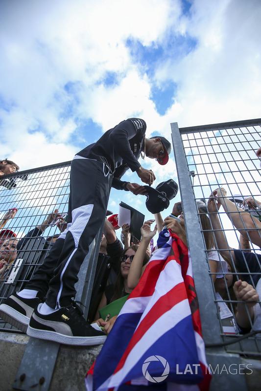 Льюіс Хемлтон, Mercedes AMG F1