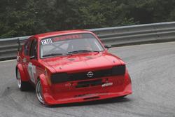 Diego Bernhard, Opel Kadett C, Squadra Corse Quadrifoglio