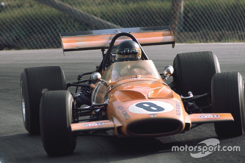 1970: McLaren M14D