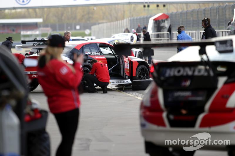 Niels Langeveld, Racing One, Audi RS3 LMS