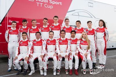 Test Audi TT Cup