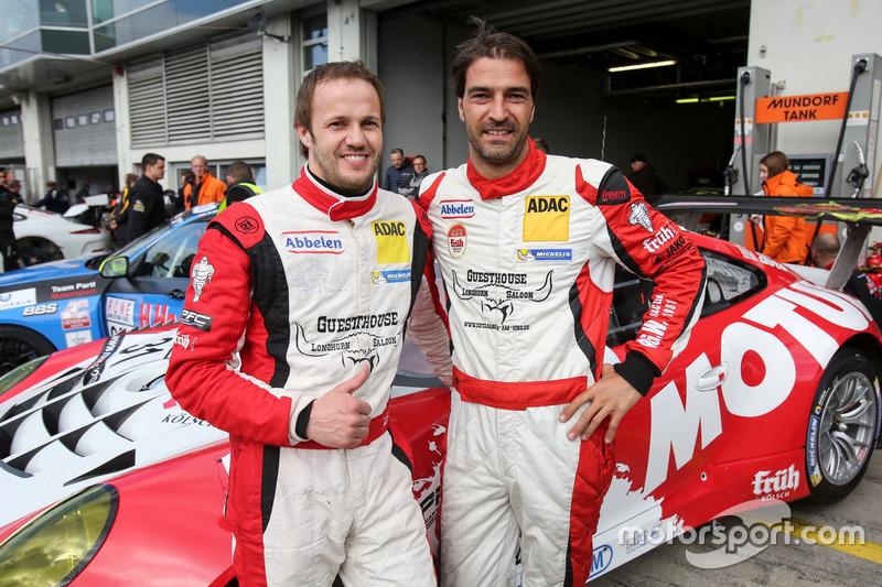 #31 Frikadelli Racing Team, Porsche 911 GT3 R: Norbert Siedler, Lucas Luhr