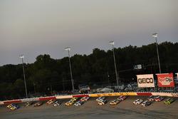 Ryan Newman, Richard Childress Racing Chevrolet, Austin Dillon, Richard Childress Racing Chevrolet