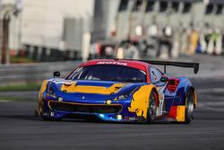 #11 Singha Motorsport Team Ferrari 488 GT3: Piti Bhirom Bhakdi, Carlo van Dam, Frank Yu, Tanart Sath
