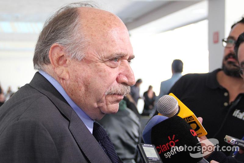 José Abed, Vice presidente FIA México