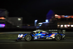 #35 Signatech Alpine A470 Gibson : Pierre Ragues, Andre Negrao, Nelson Panciatici