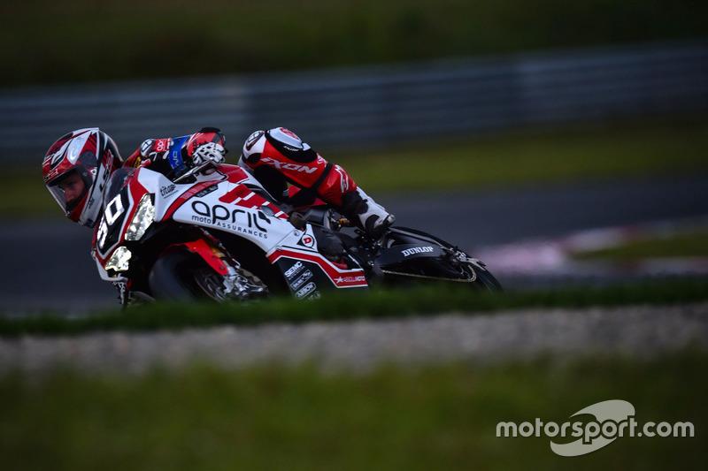 14. #50 Team April Moto Motors Events – Gregory Leblanc, Gregory Fastre - 12 Runden