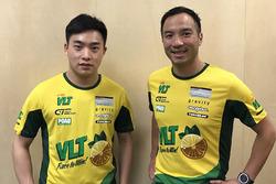 Darryl O''Young, Peter Li Zhi Cong, Craft Bamboo Racing