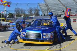 Chase Briscoe, Brad Keselowski Racing ,Ford
