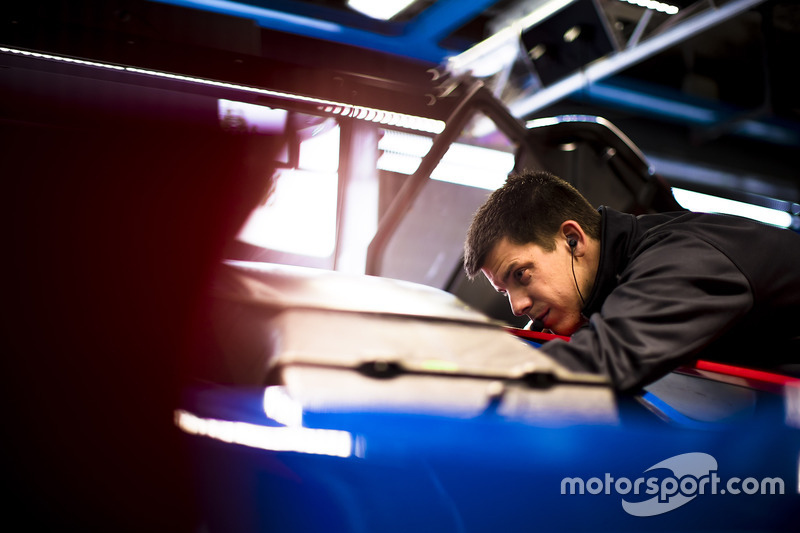 Teammitglied: Ford Chip Ganassi Racing