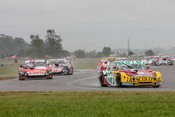 Nicolas Bonelli, Bonelli Competicion Ford, Matias Rossi, Nova Racing Ford, Camilo Echevarria, Alifraco Sport Chevrolet