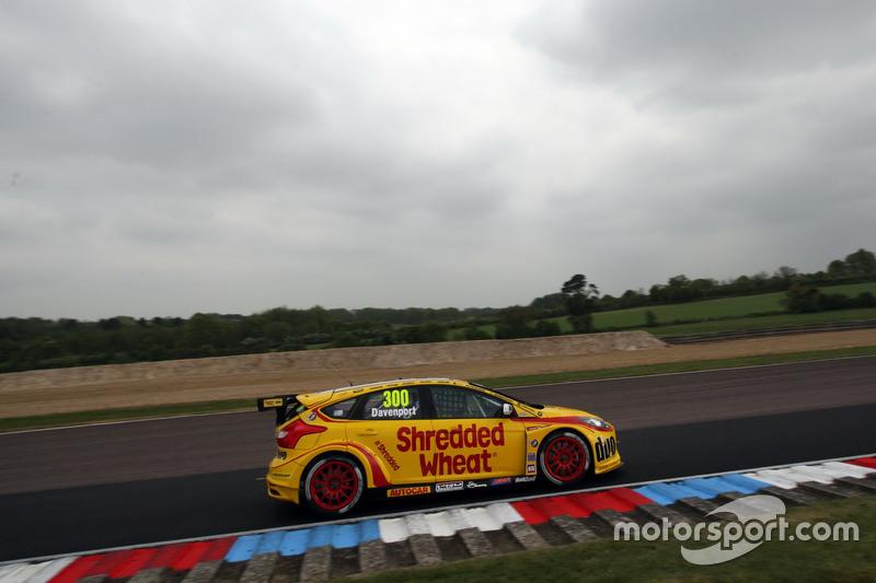 Luke Davenport, Motorbase Performance Ford Focus