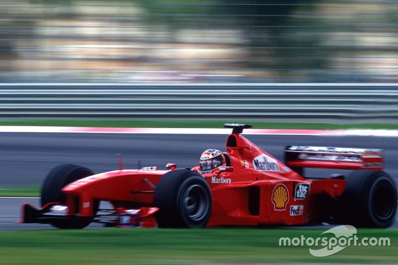 1999: Michael Schumacher, Ferrari F399