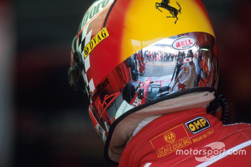 1998 год: Ferrari