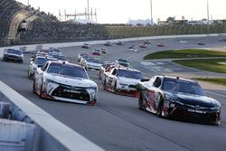 Kyle Benjamin, Joe Gibbs Racing Toyota, Christopher Bell, Joe Gibbs Racing Toyota