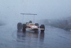 Graham Hill, Lotus 49B-Ford