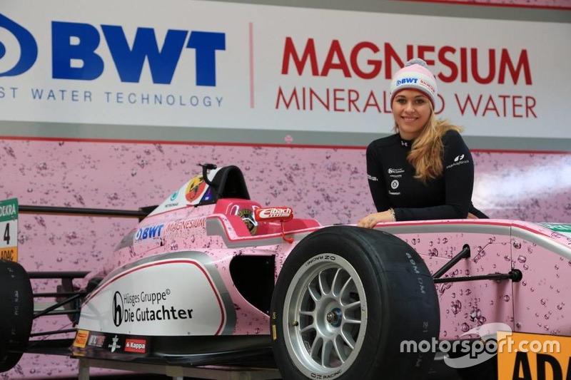 Sophia Flörsch F4 Alemana
