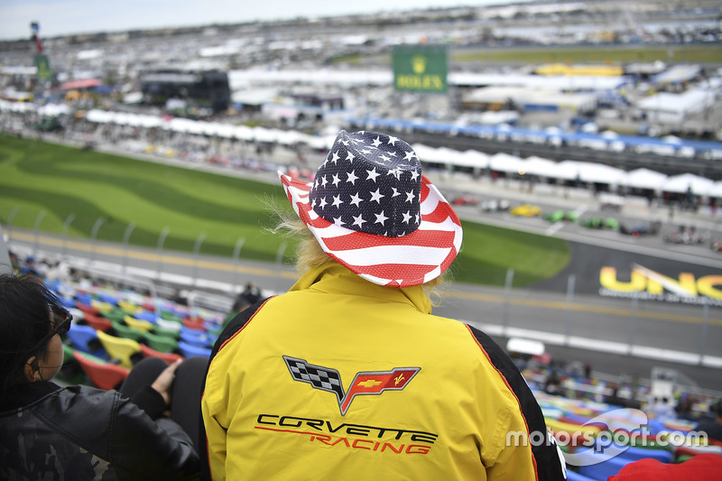 Aficionado de Corvette Racing