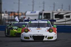 #54 CORE autosport Porsche 911 GT3R: Джон Беннетт, Патрік Лонг, Колін Браун, Нік Йонссон