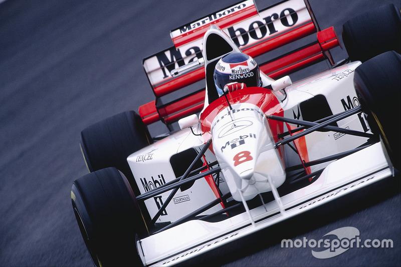 1995. McLaren MP4/10 Mercedes