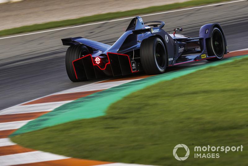 Сэм Берд, Envision Virgin Racing, Audi e-tron FE05
