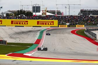 Charles Leclerc, Sauber C37, Pierre Gasly, Scuderia Toro Rosso STR13