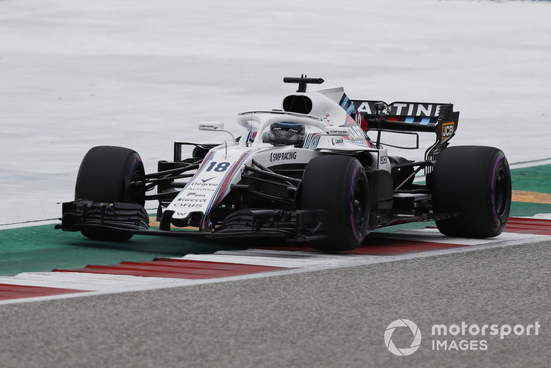 Lance Stroll - Williams: 6 puan