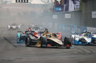 Andre Lotterer, DS TECHEETAH, DS E-Tense FE19 Alexander Sims, BMW I Andretti Motorsports, BMW iFE.18