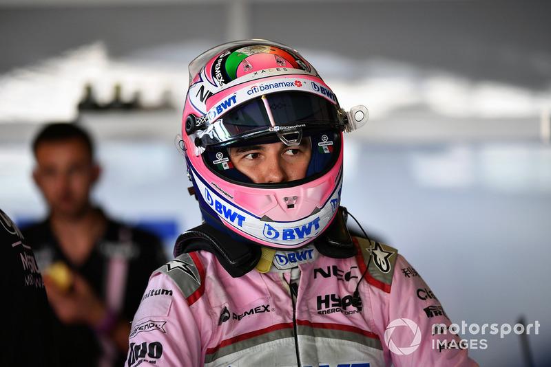 34: Sergio Perez - Formula 1 sekizincisi