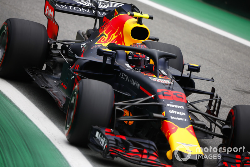 5: Max Verstappen, Red Bull Racing RB14: 1:07.778