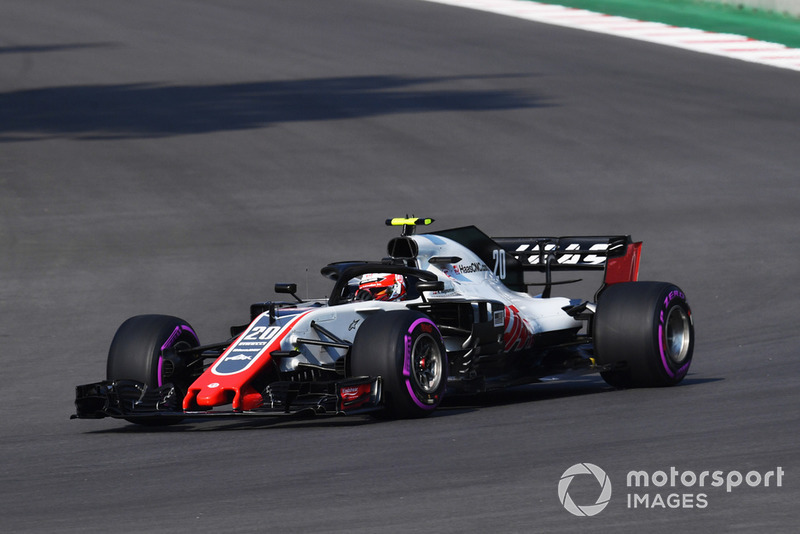 23. Kevin Magnussen, Haas F1 Team VF-18