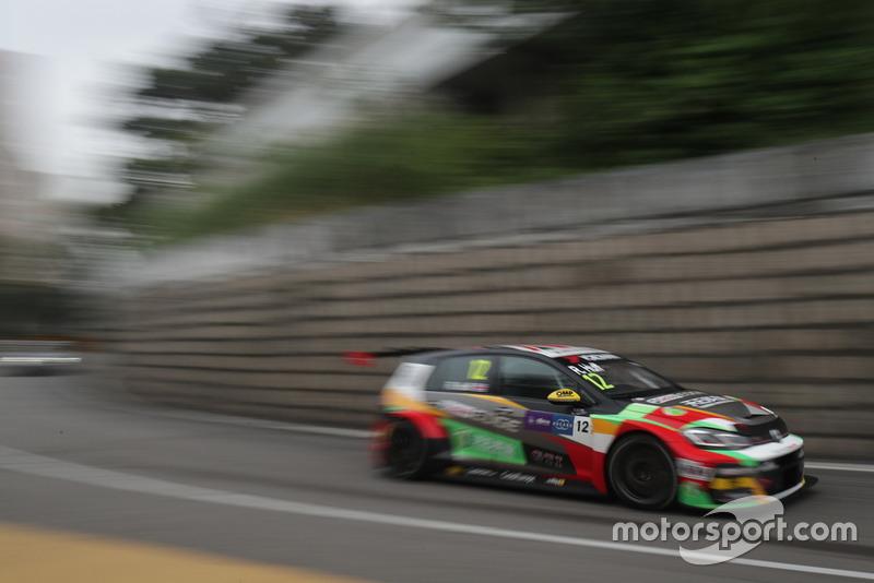 Rob Huff, Sébastien Loeb Racing Volkswagen Golf GTI TCR