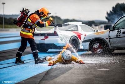 Sicurezza in pista Paul Ricard
