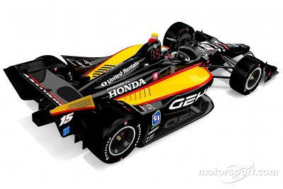 Road American livery unveil
