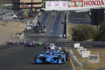Ed Jones, Chip Ganassi Racing Honda