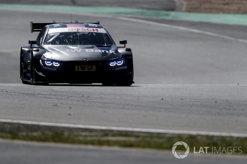 8. Bruno Spengler, BMW Team RBM, BMW M4 DTM