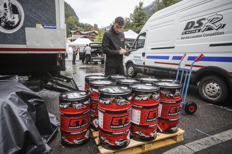 Présentation ETS Racing Fuel