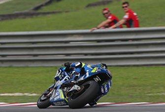 Danilo Petrucci, Ducati Team kijkt naar Guintoli