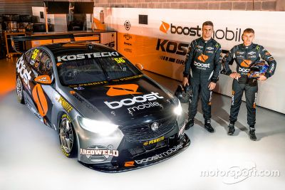 Kostecki Brothers Racing announcement