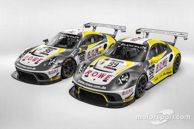Rowe Racing aankondiging