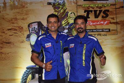 TVS Racing India presentation