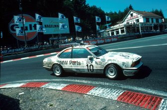 1985 Gerhard Berger, 24h Spa