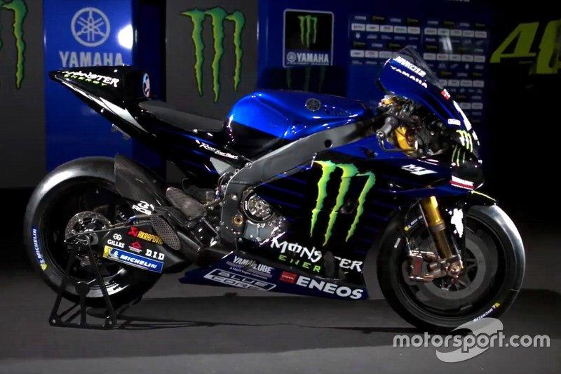 Мотоцикл YZR-M1 команди Yamaha Motor Racing
